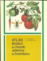 Atlas skudcu a chorob zeleniny a bramboru