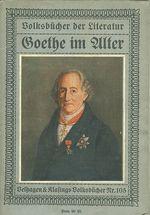Goethe im Alter