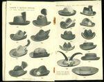 Katalog fy Jan Weiss  vlastni tovarna klobouku v Praze