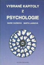 Vybrane kapitoly z psychologie