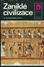 Zanikle civilizace