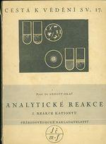 Analyticke reakce I  reakce kationtu