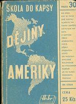 Dejiny Ameriky  Od prvniho osidleni az do r 1947