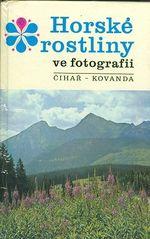Horske rostliny ve fotografii