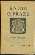 Kniha o Praze  Prazsky almanach II