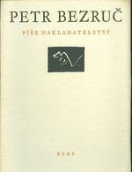 Petr Bezruc pise nakladatelstvi