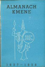 Almanach Kmene 1937  1938