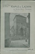 Kaple sv  Lazara na Novem meste prazskem