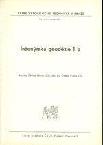 Inzenyrska geodezie I b  Vytycovaci site a vytycovaci prace
