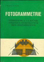 Fotogrammetrie Ucebnice pro 3 a 4 roc str prum skol zememericskych