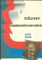 Dejiny ceskoslovenske
