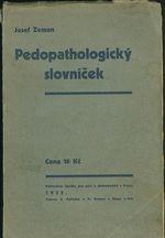 Pedopathologicky slovnicek
