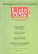 Lide mesta  revue pro antropologii  etnologii a etologii komunikace 1 200515