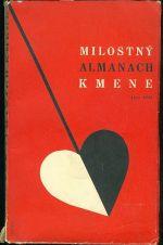 Milostny almanach Kmene  Jaro 1933