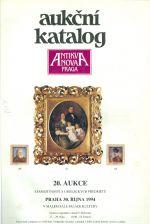 Aukcni katalogy