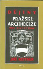 Dejiny prazske arcidieceze v datech