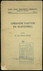 Upraveni pastvin na Slovensku