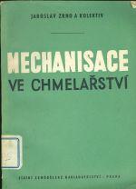 Mechanizace ve chmelarstvi