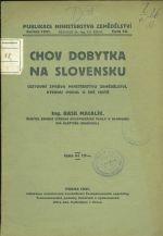 Chov dobytka na Slovensku