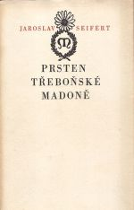 Prsten Trebonske madone