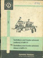 Sestiradkovy sazec brambor poloneseny radlicovy 6  SaBP  75