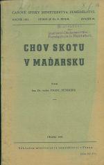 Chov skotu v Madarsku
