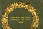 Symfonie c  9 d  moll s Odou Na radost  Corilanus Egmont  2 LP