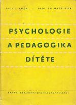 Psychologie a pedagogika ditete