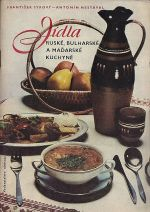 Jidla ruske  bulharske a madarske kuchyne