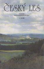 Cesky les  Soubor topografickych map 150 000