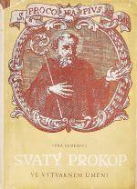 Svaty Prokop ve vytvarnem umeni