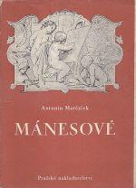 Manesove  Antonin  Vaclav  Josef  Quido  Amalie
