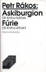 Askiburgion cili Kniha lidicek  Furie cili Kniha stihani