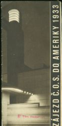Zajezd C O S  do Ameriky 1933 Sokol