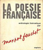 Anthologie Thematique de La Poesie Francaise