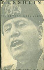 Mussolini  rozhovory
