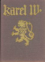 Karel IV  Zivot a dilo