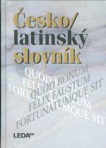 Cesko latinsky slovnik staroveke i soucasne latiny