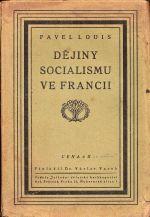 Dejiny socialismu ve Francii