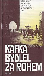 Kafka bydlel za rohem