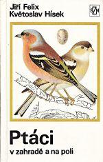 Ptaci v zahrade a na poli