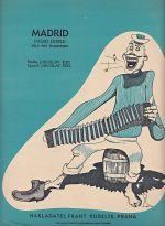 Madrid  Passo doble  solo pro harmoniku
