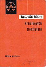 Konstrukcni katalog kremikovych tranzistoru