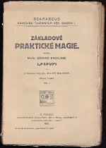 Zaklady prakticke magie I a II dil