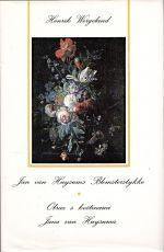 Jan van Huysums Blomsterstykke  Obraz s kvetinami Jana van Huysuma