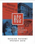 R C S  Katalog putovni vystav 2018