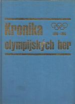 Kronika olympijskych her 1896  1996