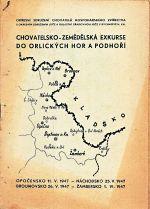 Chovatelskozemedelska exkurze do Orlickych hor a podhori