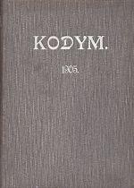 Kodym  Rocnik 1905