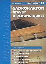 Sadrokarton  Stavby a rekonstrukce